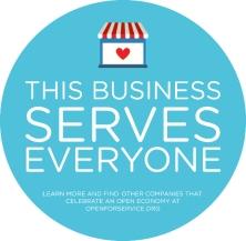Open for service website badge 1